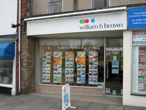 William H Brown Doncaster office
